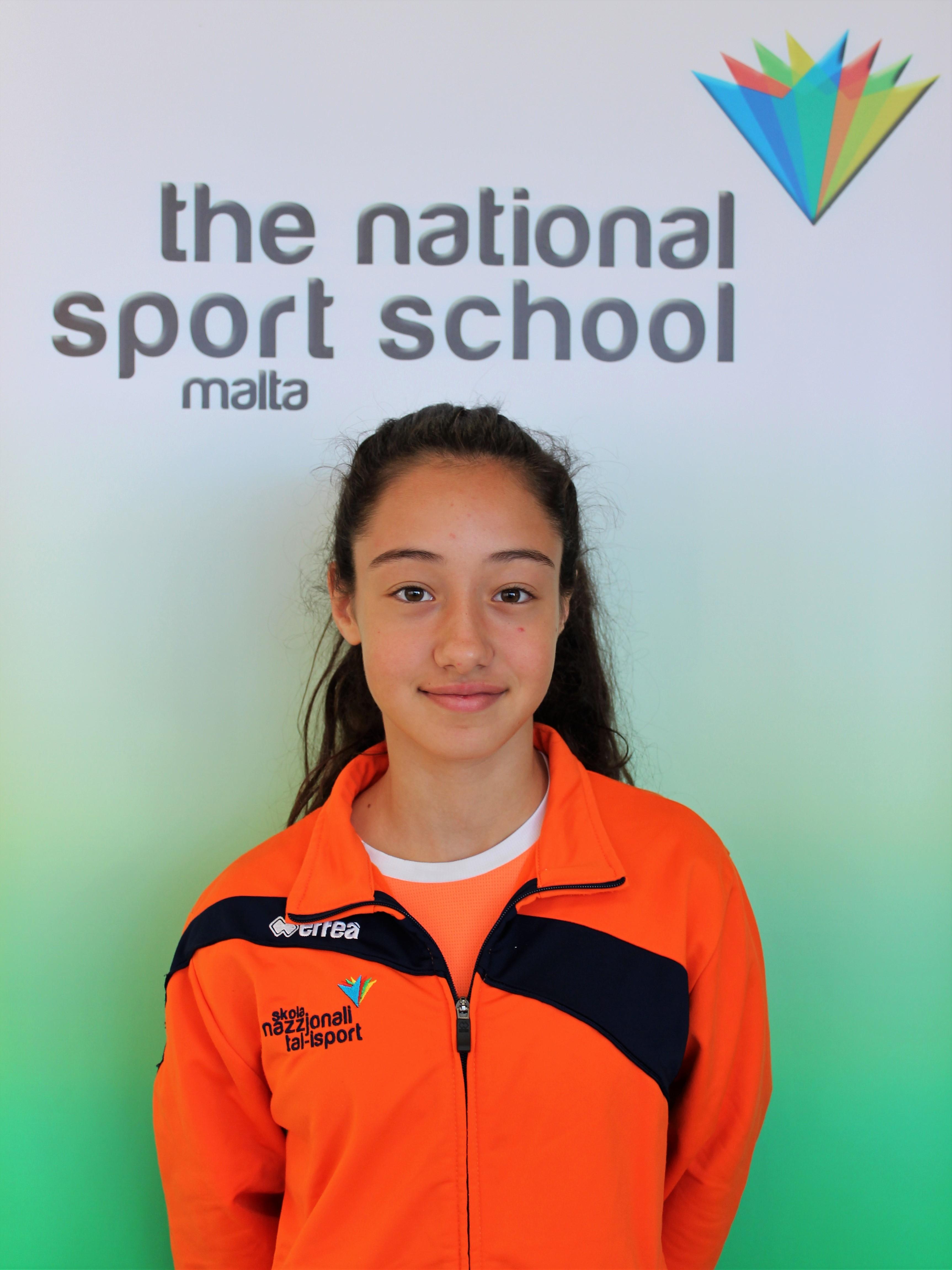 Eliza Bondin (Athletics)